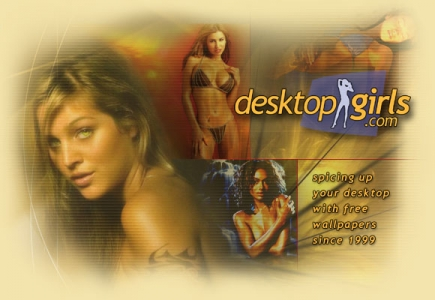 Desktop Girls